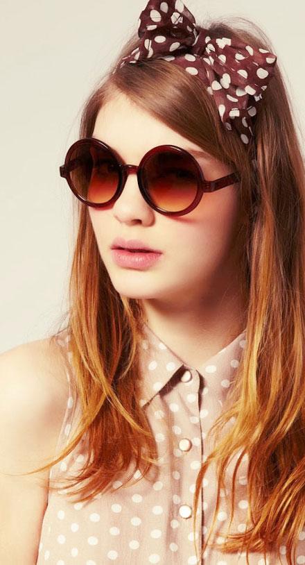 2e7f578a7 ... os novos acessórios queridinhos da moda são dois modelos de óculos de sol  geométricos, com design futurista, inventados por grifes famosas, ...